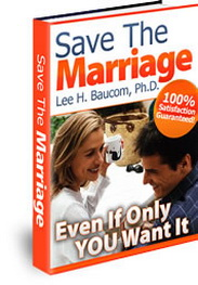 save the marriage lee h baucom